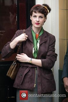 Jessica Raine Tommy and Tuppence home - Google Search