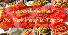 Taco Wraps, Ensalada Caprese, Buffet, Salsa, Albondigas, Tempura, Tex Mex, Fajitas, High Tea
