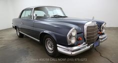 Mercedes-Benz 280SE Coupe 3.5 Conversion For Sale at Classic Car Car Trader - Used Autos For Sale at Car-Trader.com