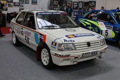 Peugeot 309 GTI Works Rally Car (E 777 KKV)