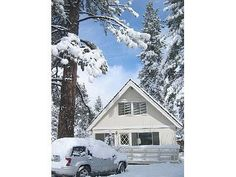 Our go to Tahoe rental - Highland Woods cabin rental - Cabin in Winter