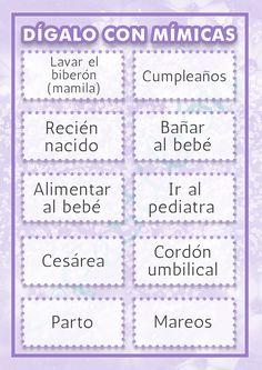 Mejores 54 Imagenes De Juegos Baby Shower En Pinterest Baby Shower