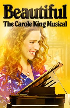 Beautiful: The Carole King Musical- saw at Proctors. Amazing show. Really loved it, would watch it again! Fun, inspirational, great music!