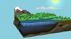 The carbon cycle explained - Ecology - Channels - Explania - Animated Explanations Science Classroom, Teaching Science, Science Education, Science For Kids, Earth Science, Life Science, Science Tools, Science Videos, Carbon Cycle