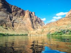 Narrow passages, majestic waterfalls and some towering precipices make the Black Canyon an incredible place to explore by kayak. Kayak Camping, Camping Games, How To Find Out, To Go, Kayak Tours, Kayaking, Canoeing, Colorado River, Us Images