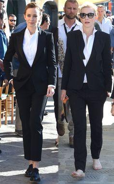 Cate Blanchett, Emily Blunt