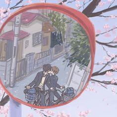 Sekaiichi Hatsukoi | Onodera Ritsu | Takano Masamune | Alice :3 ^ I love this so much