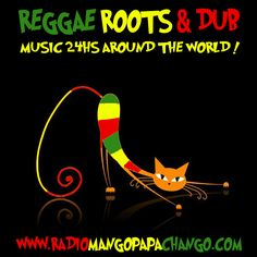 Reggae Roots & Dub en RadioMango PapaChango! Seguí escuchando lo que mas te gusta y descubriendo musica de todo el mundo en donde estes !! listen new bands from all the world on #radiomangopapachango!