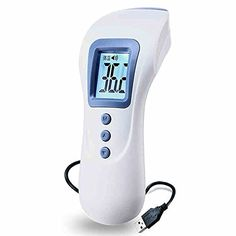 Non-contact Body Skin Infrared IR Digital Thermometer For Baby Kids Adult Infrared Thermometer, Digital Thermometer, Temperature Measurement, Natural Health Remedies, Baby Monitor, Baby Safety, Digital Alarm Clock, Baby Kids, Medical