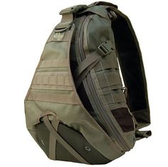 Sam Fisher's Backpack - The Maxpedition Monsoon Gearslinger - Unfinished Man