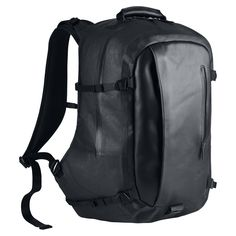 Nike NSW Cheyenne 2000 Eugene Leather Backpack BA4385-030 Black Laptop sleeve. The approximate dimensions of this backpack are : Height 50cm, Width 36cm, and Depth 18cm. Designed with an ergonomically designed back panel for balance, padding for comfort, and a spacious, dual-zippered main compartment for comfortable carrying and plenty of room to secure your gear. The adjustable padded shoulder straps and stabilising sternum strap offer a comfortable fit. The external zip padded laptop...