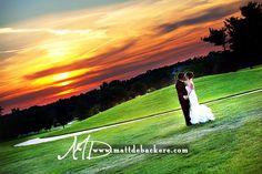 The Rail Golf Course Wedding Photos