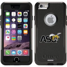 Alabama State Primary Design on OtterBox Commuter Series Case for Apple iPhone 6