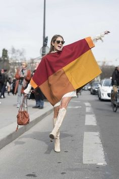 The best street style from Paris fashion week :
