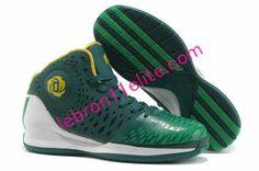 Buy Ink Green Adidas Adizero Rose 3,Derrick Rose Shoes 2013 White Maize G48876 With $64.34[50% Off Lebron 11 Elite 438] | Adidas Adizero Rose 3