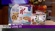 Take a walk down the cereal aisle and it's clear that protein is one of the latest ingredients added in to boost the nutritional curb appeal of breakfast cereal. #WGNO #GoodMorningNOLA #NOLA