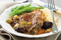 Pork and prune casserole recipe - goodtoknow