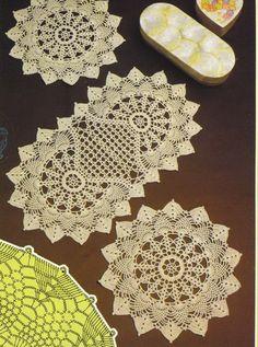 1148 Beste Afbeeldingen Van Patroon In 2018 Crochet Doilies
