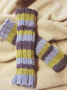 Free Knitting Pattern - Legwarmers: Aspen Leg Warmers