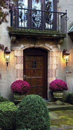 Ana Rosa / doors / balcony