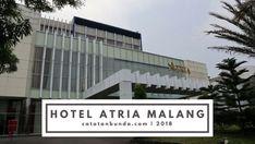 Cerita honeymoon backpacking di Malang berlanjut dengan memilih penginapan di Hotel Atria Malang. Bagaimana kualitas hotelnya? Berapa tarif menginap di hotel bintang 4 ini? Lokasinya strategis? Puas atau tidak? Ikuti review pengalaman lengkap kami