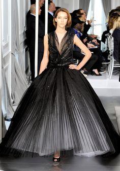Paris Haute Couture: Christian Dior Spring/Summer 2012
