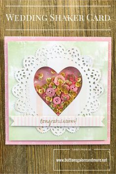 Love Heart Flask Metal Cutting Dies Scrapbooking Gift Card Handmade DIY Crafts