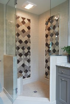 Beard Residence - Tudor-style Home Remodel - traditional - bathroom - portland - Jason Ball Interiors, LLC