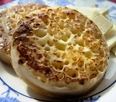 Recept: Engelse crumpet