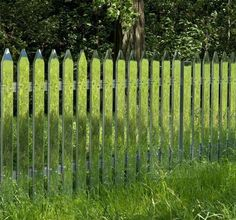 MIRROR fence! -DACNO