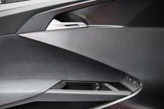 The Audi Sport quattro laserlight concept car at CES 2014 | urdesign magazine