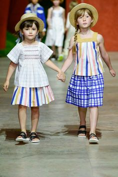 See all of the pieces in the Bonpoint Collection Bon Point, Casual Chic Style, Girls Wear, Fashion Colours, Baby Wearing, Spring Summer Fashion, Harajuku, Little Girls, Kids Outfits