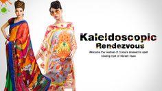 #vibranthues #colours #kaleidoscopic #rendezvous #fashion