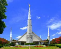 Dallas Texas Temple. #MormonTemple #LDStemple