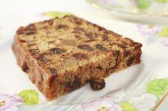 Irish teabread Uk Recipes, Irish Recipes, Baking Recipes, Vegetarian Teas, Vegetarian Recipes, Bara Brith, Tea Loaf, Sweet Bread, Healthy Desserts