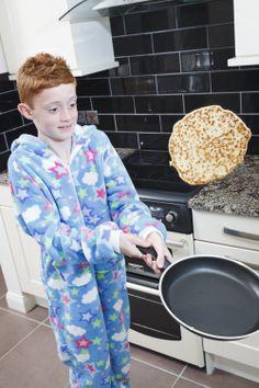 #onesie #pancakes #cooking #fun