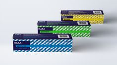 Rafa Office Supply Industry on Packaging of the World - Creative Package Design Gallery