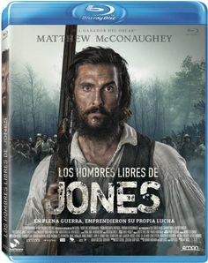Los hombres libres de Jones | 2016 | BREMUX1080 DTS ES.EN AC3...