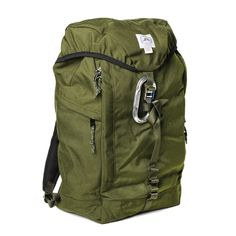 Large Climb Pack - Moss - Epperson Mountaineering