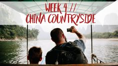 Chinese Countryside with kids! What to do and see in Yangshou and XingPing China