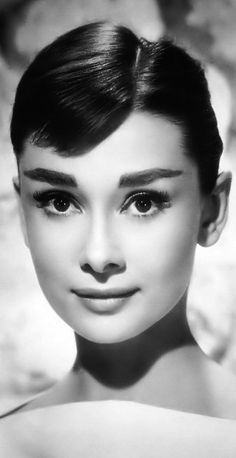 Audrey Hepburn. The one and only. She's my passion, my idol. I love her so much. May she rest in peace. ❤