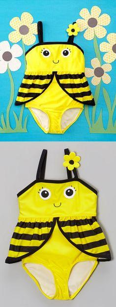 BumbleBee Bathing Suit