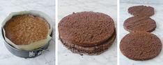 Chokladtårtbotten – Lindas Bakskola