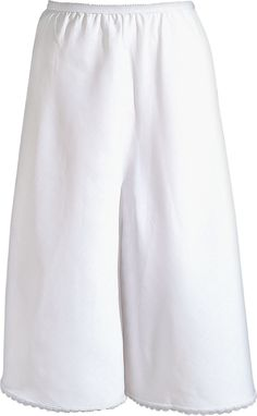 Batiste Pettipants - White