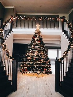 Merry Christmas everyone! ♥♥♥ shared by - - Merry Christmas everyone! ♥♥♥ shared by . Merry Christmas Everyone, Christmas Mood, Noel Christmas, Christmas Lights, Holiday Lights, Christmas Staircase, Christmas Porch, Christmas Quotes, Country Christmas