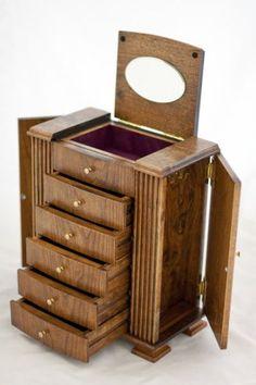 Woodwork Fine Woodworking Jewelry