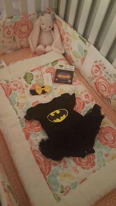 Batman baby girl