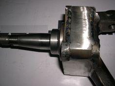 +25mm Overhang Steering Knuckle Axle Swivel LADA 2101-2107