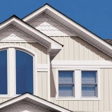 1000 Images About Exterior Horizontal Vinyl Siding Accent Panels On Pi