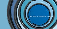 """""""The color of unbridled freedom"""""""